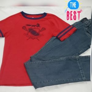 Boy jeans outfit